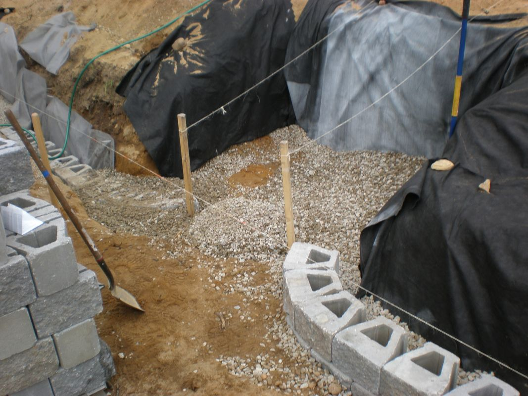 Cape Cod Yarmouth retaining wall contractor