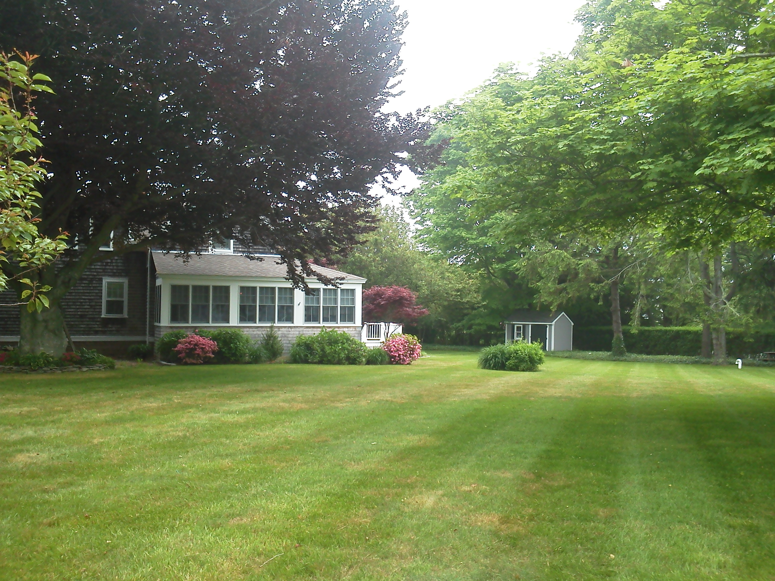Cotuit Harwich lawn care company