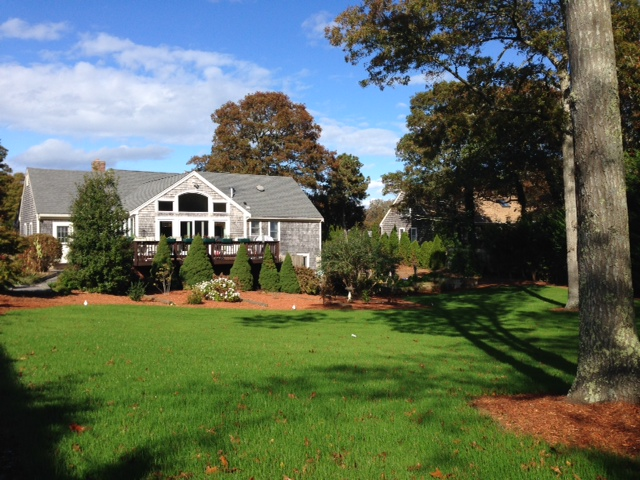 Mid Cape landscape services Yarmouth Harwich MA
