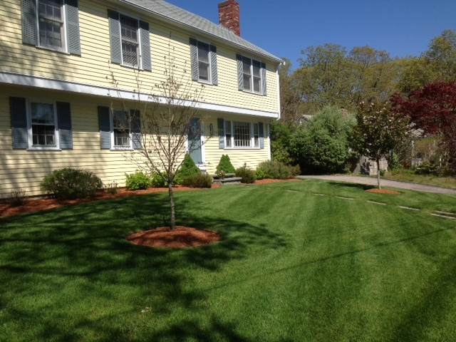 Yarmouth Commercial landscaper