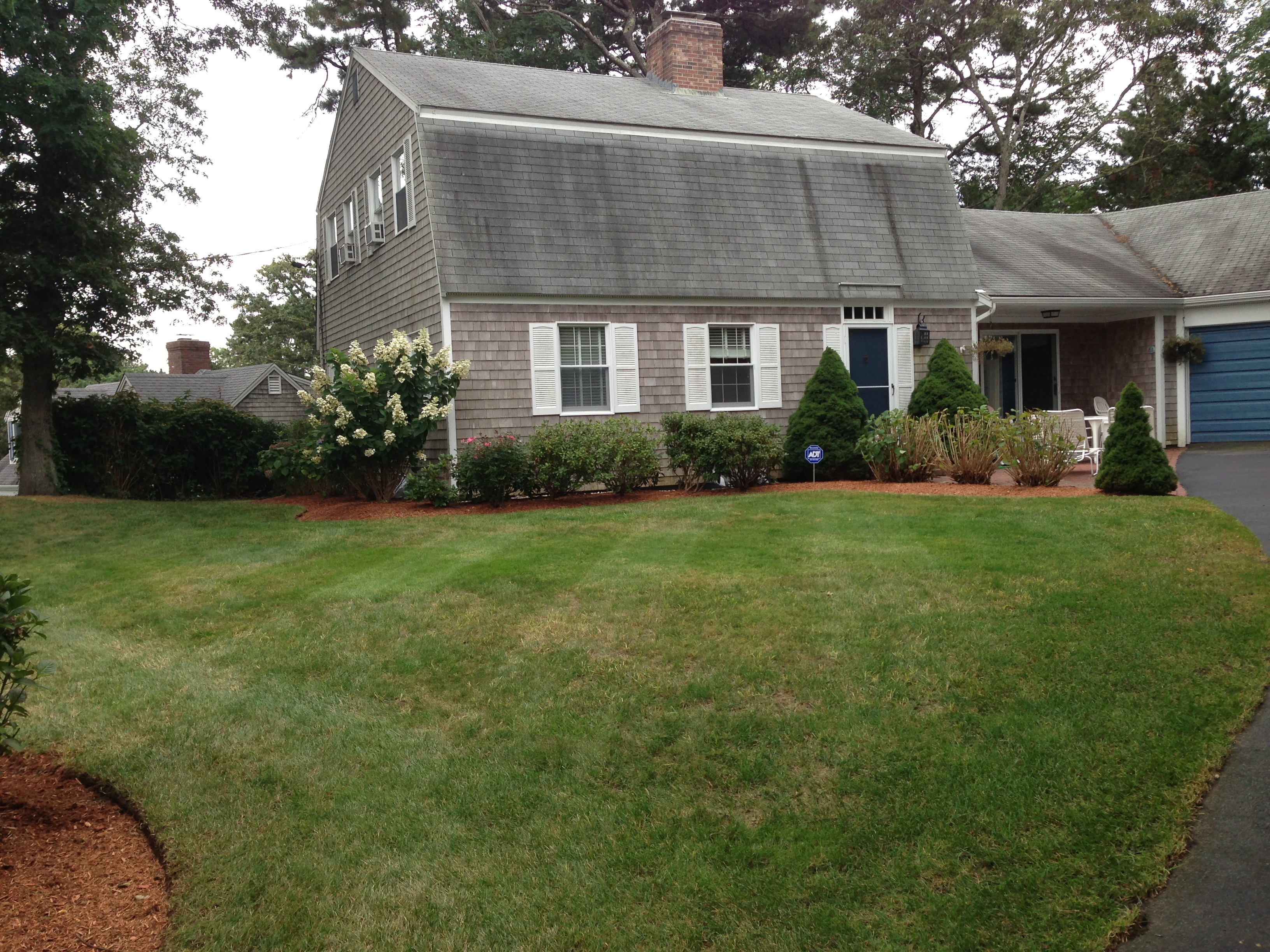 lawn mowing services Yarmouth MA