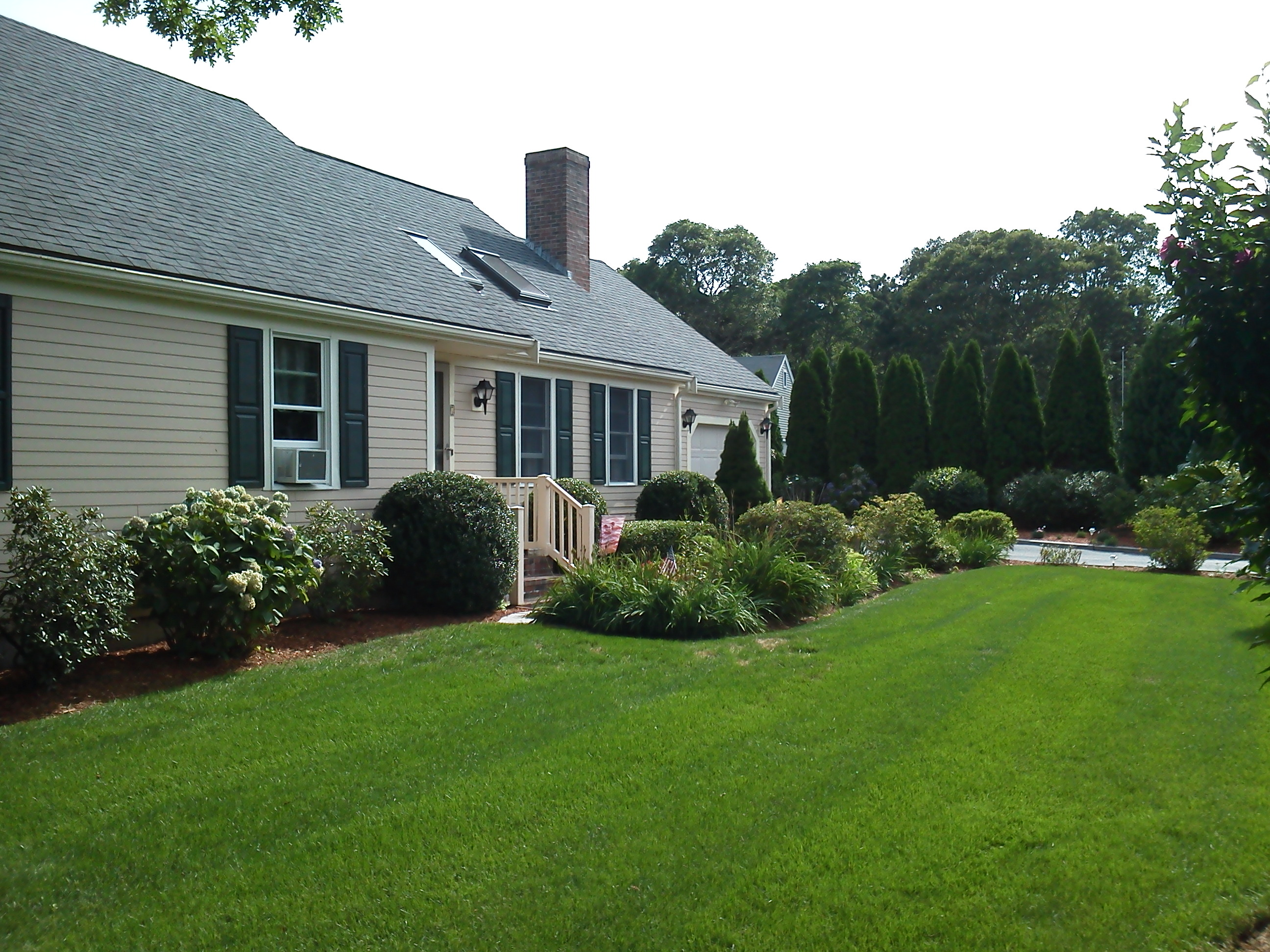 regular lawn care services Yarmouth Dennis Barnstable Harwich MA